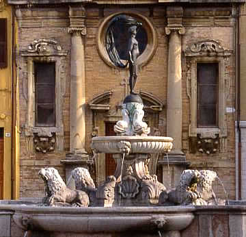 fano fountain