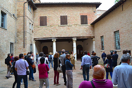 Gruppo ad Urbino