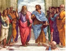 Raffaello scuola di Atene