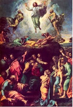 Ultima opera di Raffaello