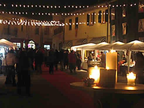 Candele a Candelara 3,4 e 8,9,10,11 dicembre 2011