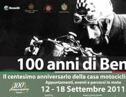Centenario Moto Benelli