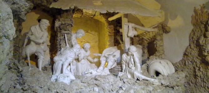 """Urbino """"la Via dei Presepi"""""""