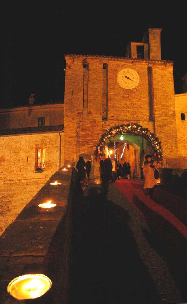 visite guidate a Gradara, Urbino, Pesaro, Fano