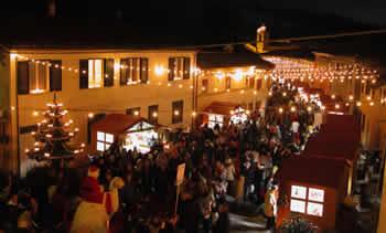 Candele a Candelara torna a illuminare il Natale