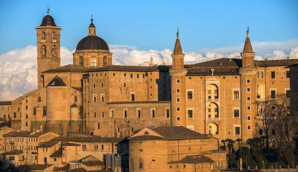 Storia E Info Su Urbino Art Arte Turismo
