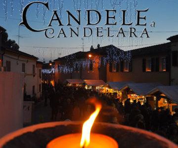 Candele a Candelara edizione 2018