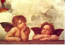 Gli angeli di Raffaello
