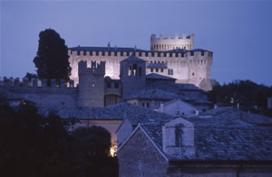 Gradara, riapertura Rocca e  tour guidati nel Castello dell'Amore.