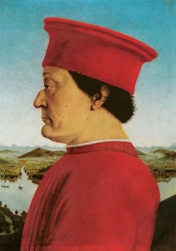 Ritratto di Federico da Montefeltro (Piero della Francesca)